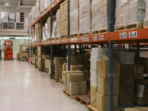 Warehouse and contract Logistics
